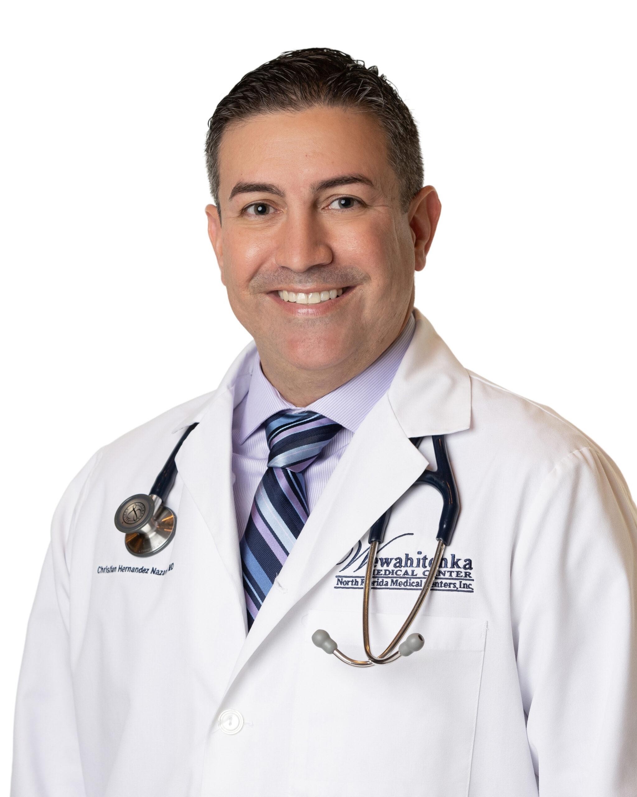 Dr. Christian Hernandez